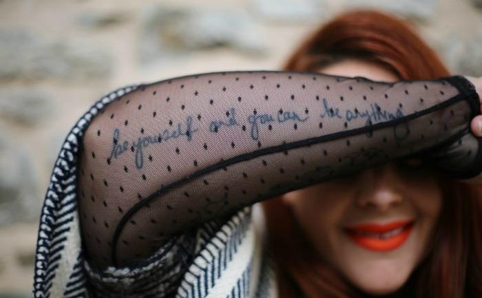 Η Stéphanie Zwicky δειχνει πως να ντυθει ενα plus size κοριτσι στη δουλεια
