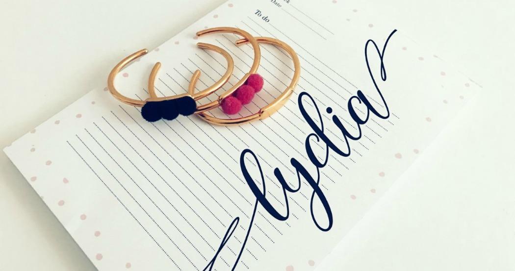Lydia's jewels for Savoir Ville