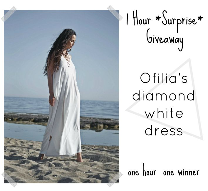 1 Hour Surprise Giveaway with Ofilia's