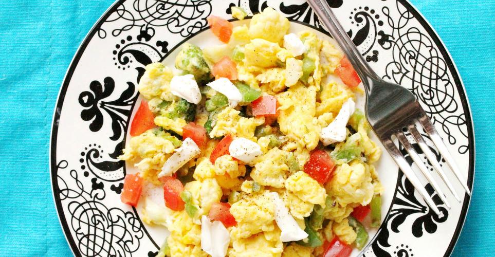 Μάθε πώς να φτιάχνεις τα τέλεια scrambled eggs