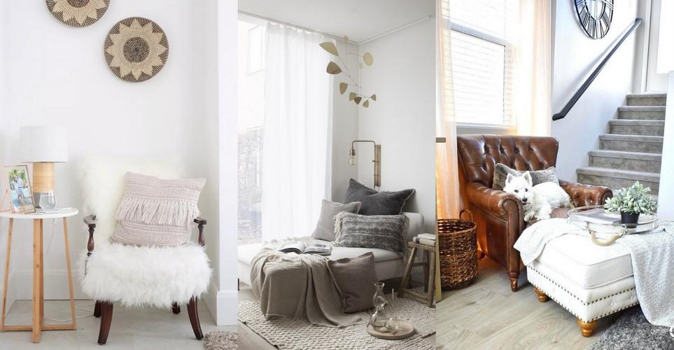 10 τρόποι για να δημιουργήσεις τη δική σου γωνία για διάβασμα στο σπίτι
