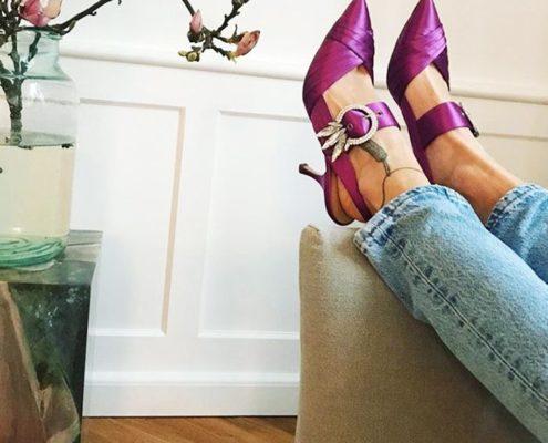 10 τρόποι να τραβήξεις Insta-worthy φωτογραφίες των παπουτσιών σου