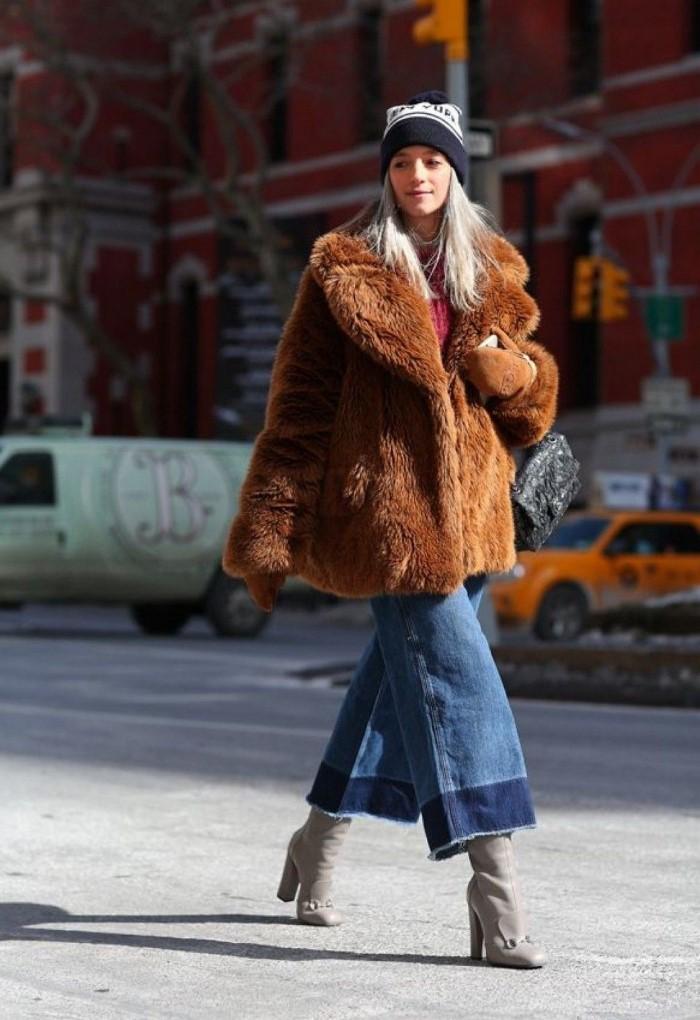 10 faux fur πανωφόρια για να φορέσεις φέτος τον χειμώνα