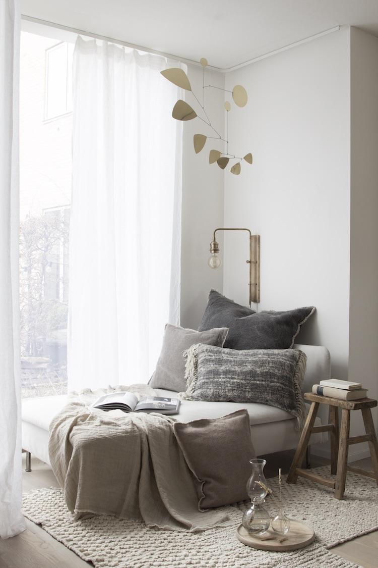 11 τρόποι για να δημιουργήσεις τη δική σου γωνία για διάβασμα στο σπίτι