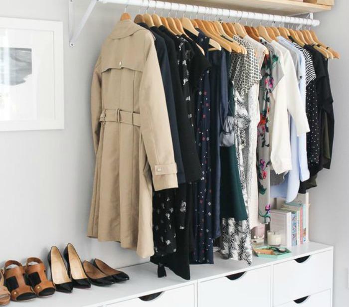 Οι καλυτερες ντουλαπες των fashion bloggers