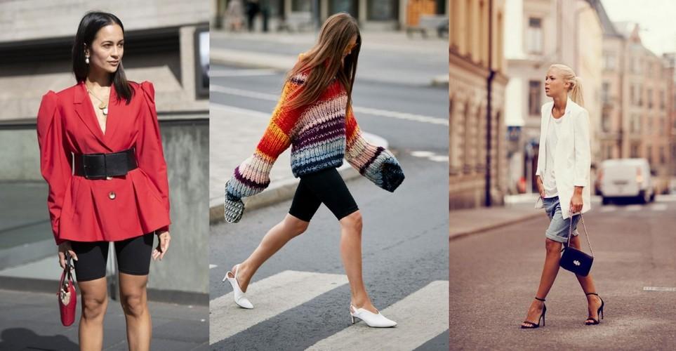 12 τρόποι να φορέσεις τα shorts φέτος την άνοιξη
