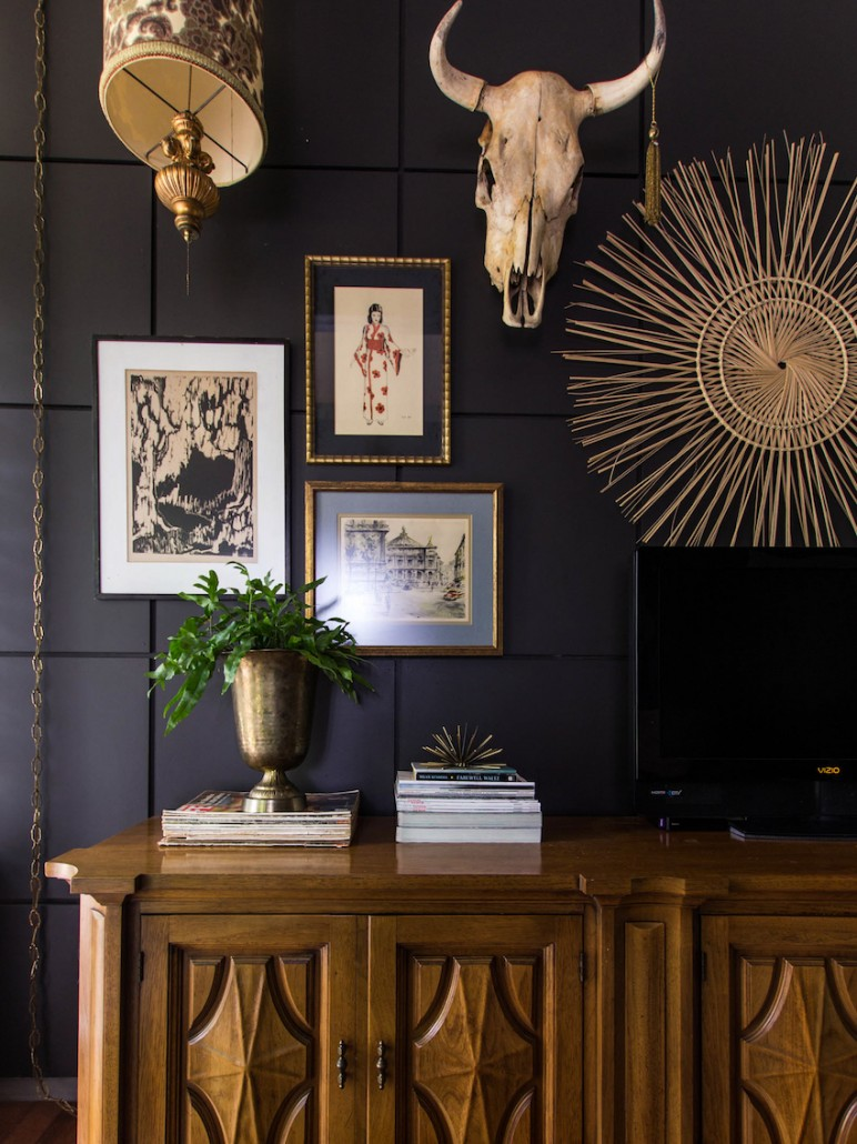 12-gallery-wall-in-andrea-and-daren-grangers-art-filled-1960s-home-designsponge