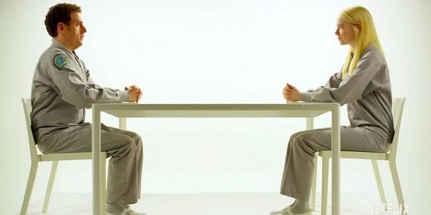 Emma Stone και Jonah Hill πρωταγωνιστούν στο ψυχεδελικό Maniac του Netflix