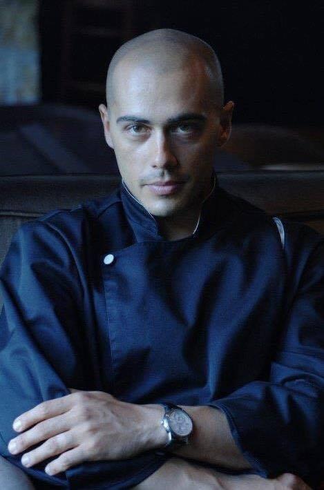 Θάνος Στασινός, Chef @ Nikkei