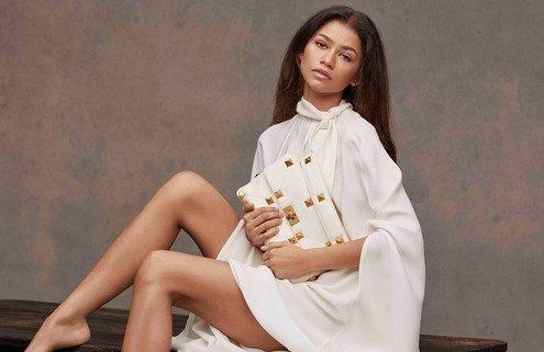 Η Zendaya είναι το νέο πρόσωπο του οίκου Valentino