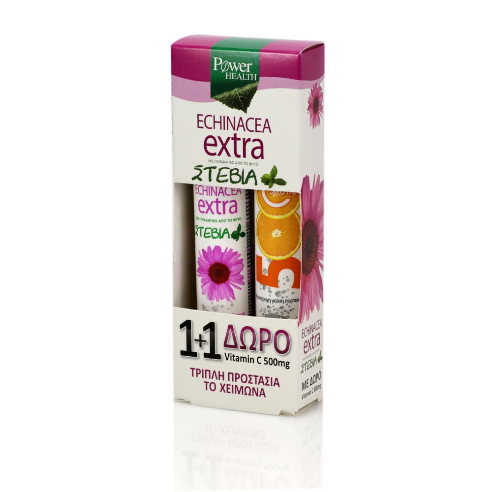 Echinacea Extra με Στέβια