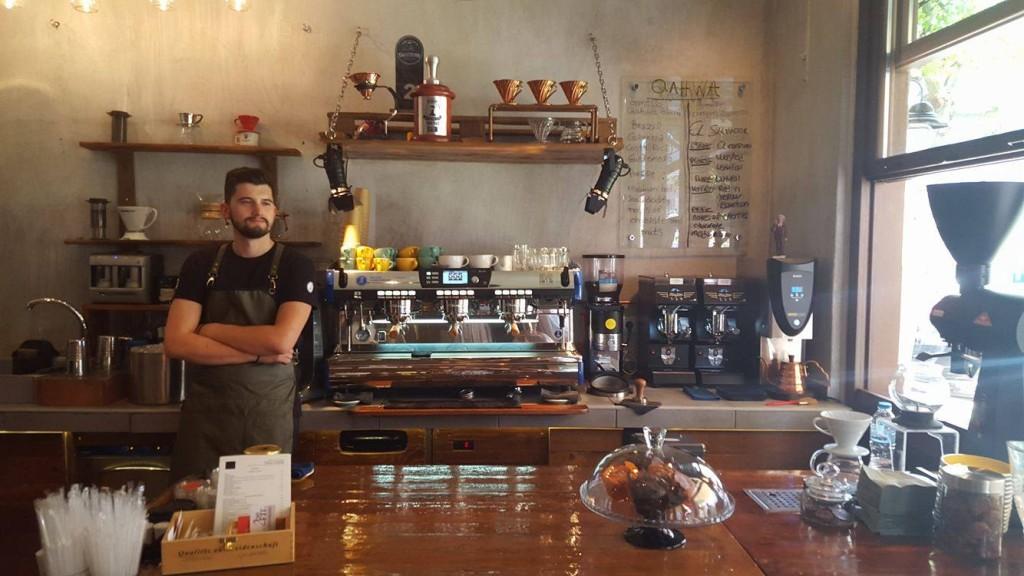 Qawha: Το μαγαζι που κανει τον ασυνηθιστο καφε αγαπημενη συνηθεια!