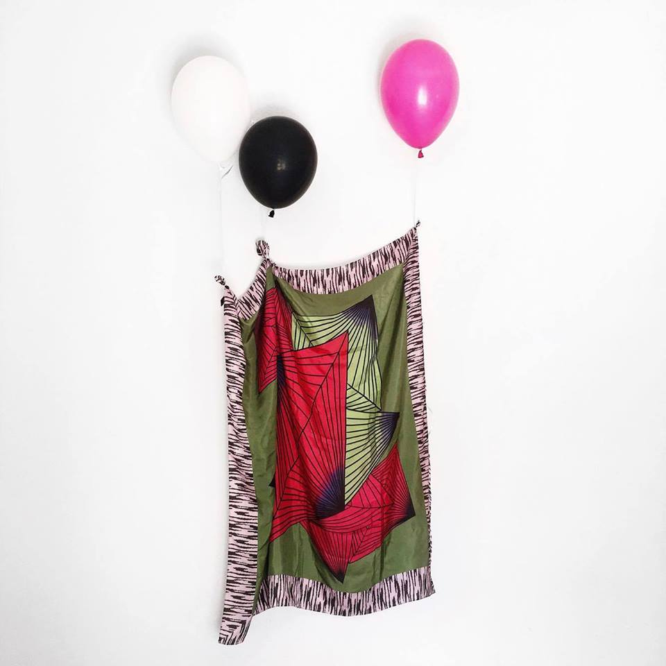 Emmanuelle, fashion made of silk