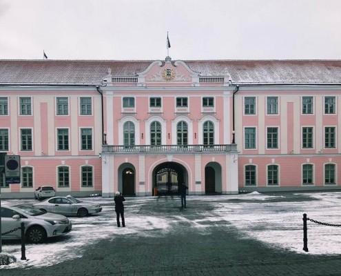 Το Κοινοβούλιο της Εσθονίας