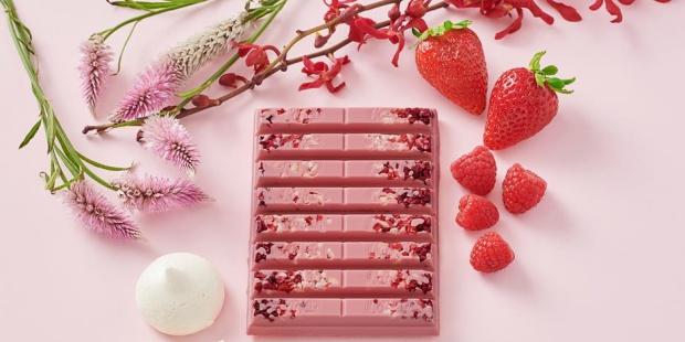 Φέρτε τη νέα Ruby Chocolate της Kit Kat στην Ελλάδα
