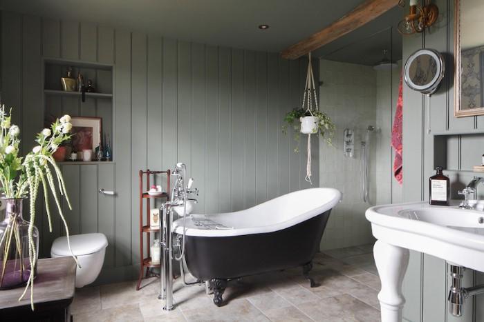 Master Bathroom/DesignSponge