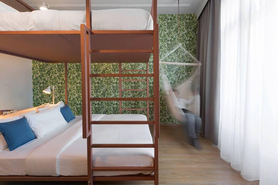 Ακόμη να επισκεφτείς το Colors Urban Hotel στο κέντρο της Θεσσαλονίκης;