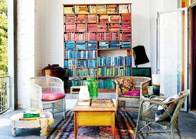 18 φωτογραφίες που θα σε εμπνεύσουν να δημιουργήσεις την προσωπική σου βιβλιοθήκη