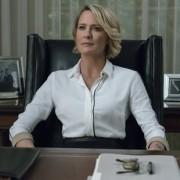 Η Claire Underwood αναλαμβάνει το οβάλ γραφείο στο teaser της νέας σεζόν του House Of Cards
