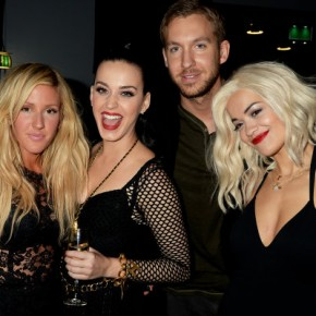 O Calvin Harris και η Katy Perry συνεργαζονται ενω η Taylor Swift κοιτα απο μακρια
