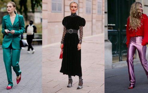 19 street style looks που θα σε εμπνεύσουν για το πρωτοχρονιάτικο party outfit σου
