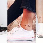 20 τατουάζ στον αστράγαλο που θα στείλεις απευθείας στον tattoo artist σου