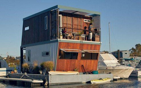 Ένα houseboat σε μοντέρνο bohemian στιλ σε κάνει να θες να φτιάξεις το δικό σου