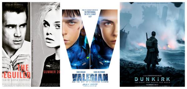 Οι ταινιες που περιμενουμε μεσα στο 2017