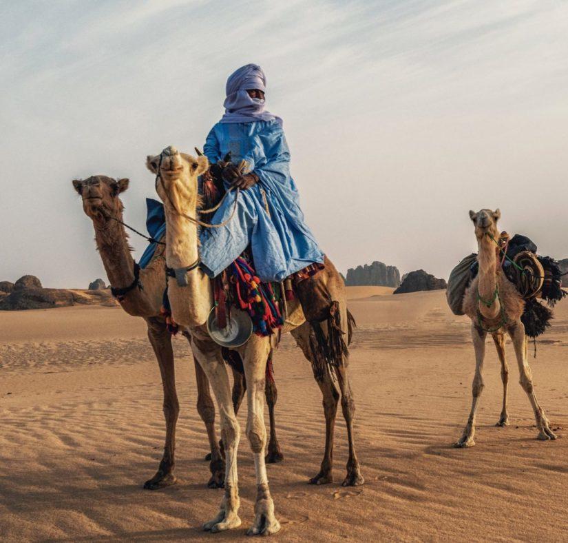 Οι Tuareg ή αλλιώς οι «μπλε άντρες της Σαχάρας» και η νομαδική κουλτούρα