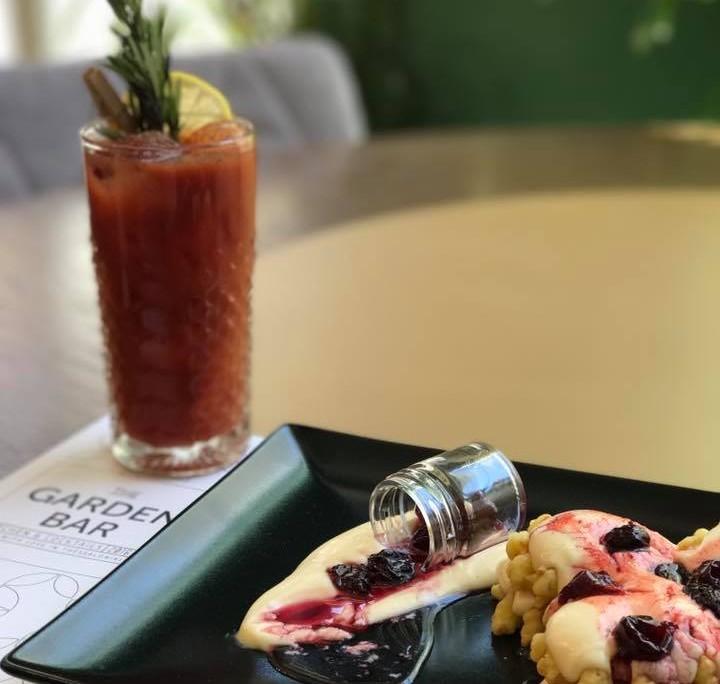 Το The Garden Bar είναι ότι πιο hot κυκλοφορεί στη Θεσσαλονίκη