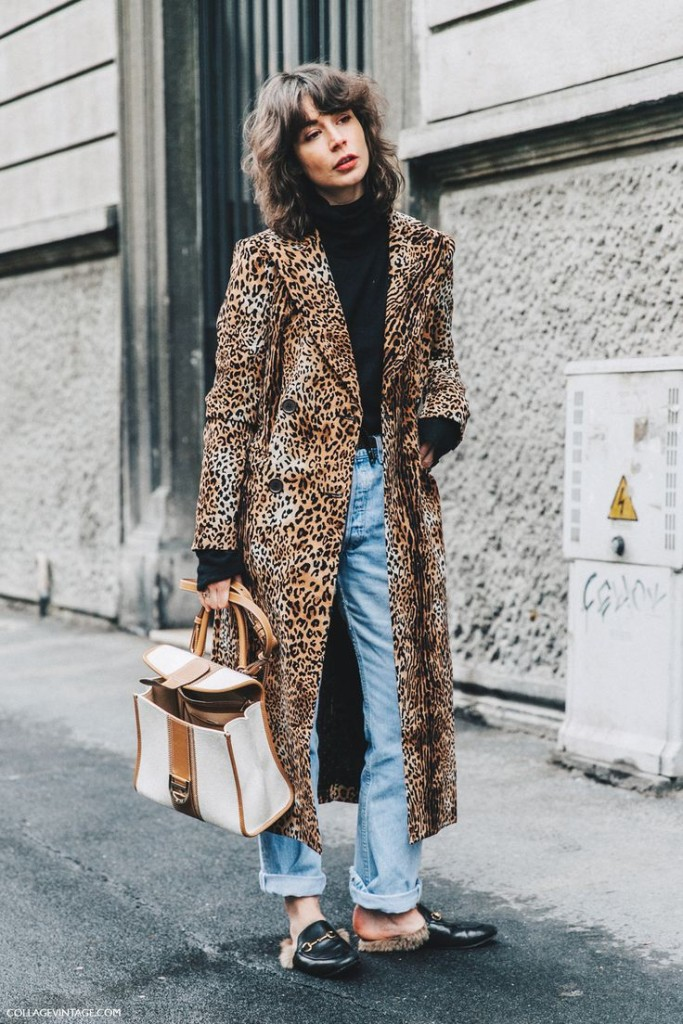 Winter Trend | Leopard Coat