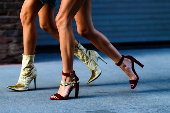 Τα παπουτσια που πρεπει να εχει μια γυναικα μεχρι τα 30