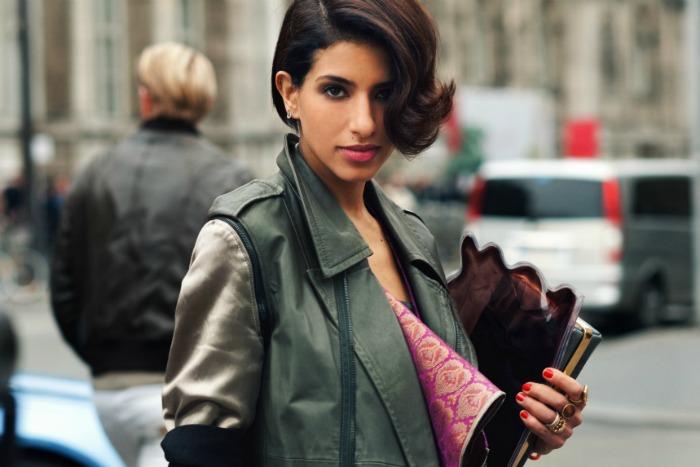 Deena Aljuhani Abdulaziz: Μια πριγκιπισσα στον θρονο της Vogue Arabia