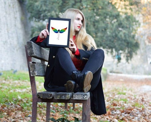 Dark Tales of Zoe: Νέες δημιουργίες στο χώρο της τέχνης