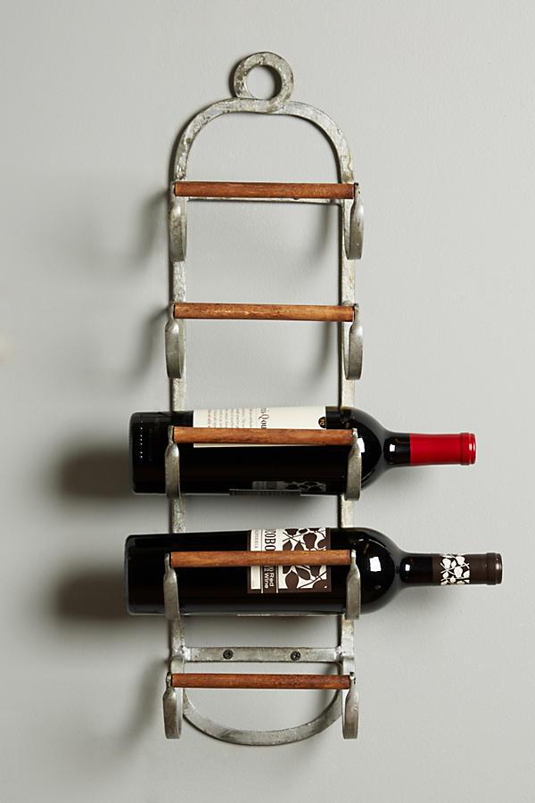Tack Storage Wine Rack - Anthropologie