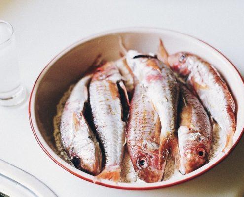4 καλοί λόγοι για να τρως περισσότερο ψάρι