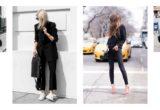 5 τρόποι να κάνεις ένα total black outfit λίγο πιο ενδιαφέρον
