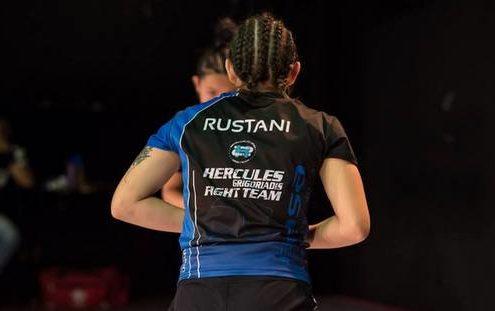Η Βιβή Ρουστάνη μας έλυσε όλες τις απορίες για το brazilian jiu jitsu
