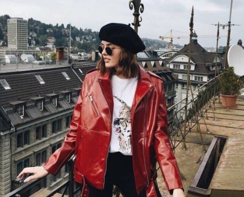 To pinterest προβλέπει τα fashion trend του 2018