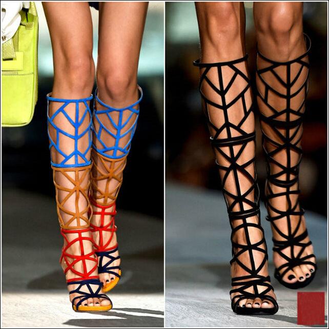 Gladiators sandals  Αν θες ένα εντυπωσιακό ζευγάρι σανδάλια b502e4e081c