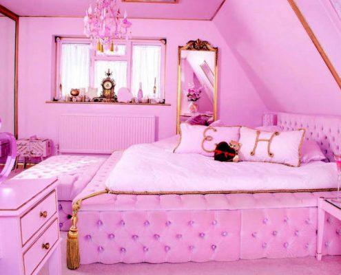 To ροζ σπίτι του Airbnb που θα λατρέψεις