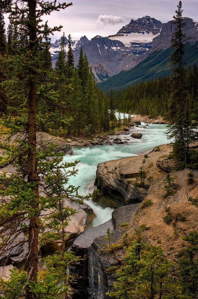 photo: Banff National Park