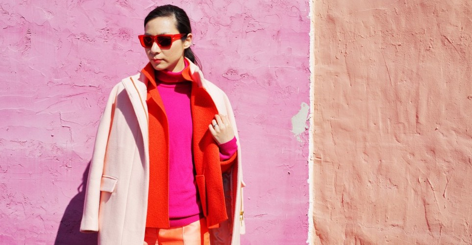 Colour Trends  Τα χρώματα της άνοιξης και πώς να τα φορέσεις ... c885b7d2a27