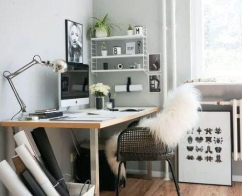 5 αλλαγές στο γραφείο σου στο σπίτι που θα σε κάνουν πιο παραγωγική