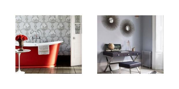 5 απλοί αλλά δημιουργικοί τρόποι να προσθέσεις το γκρι χρώμα στη διακόσμηση του σπιτιού σου