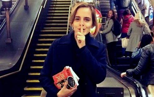 5 βιβλία για το φεμινισμό που διαβάζει η Emma Watson