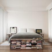 5 δημιουργικοί τρόποι για χρησιμοποιήσεις τα βιβλία στη διακόσμηση