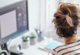 5 εύκολα χτενίσματα για τις μέρες που θα δουλέψεις από το σπίτι