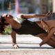 5 φορές που η Μαριάντα Πιερίδη μας ενέπνευσε να κάνουμε yoga