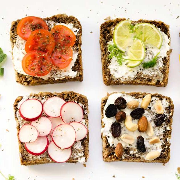 5 χαμηλής περιεκτικότητας σε θερμίδες και gluten free εναλλακτικές λύσεις ψωμιού